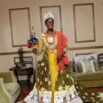 Meet Barbara Etim James, a Nigerian Efik queen who wants royal meetings to be held online.